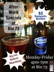 Happy Hour Flyer $2 Beer